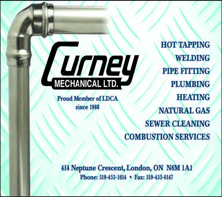 Curney advertisement